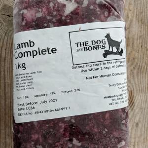 Dog and Bone Lamb
