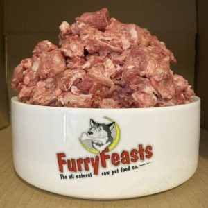 Furry Feasts Turkey