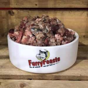 Furry Feasts Beef and oily Fish
