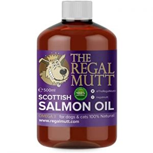 Regal Mutt Salmon Oil