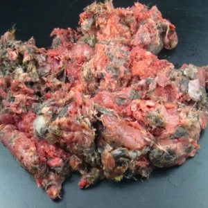 The Dogs Butcher Minced Rabbit 1kg