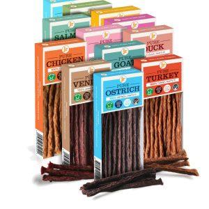 JR Pure Meat Sticks