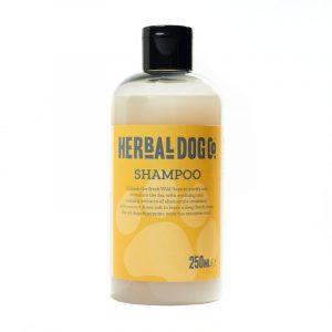 Herbal Dog Co All Natural Baby Powder Dog Shampoo
