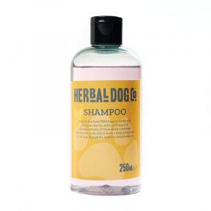 Herbal Dog Co All Natural Parma Violet Dog Shampoo
