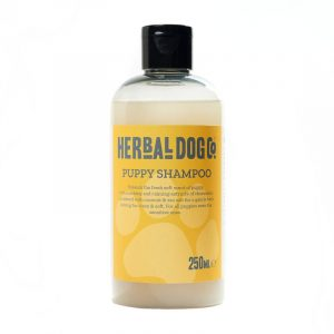 Herbal Dog Co All Natural Baby Powder Puppy Shampoo
