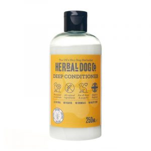 Herbal Dog Co All Natural Deep Replenishing Dog Conditioner