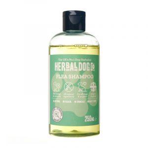 Herbal Dog Co All Natural Flea Repellent Dog Shampoo