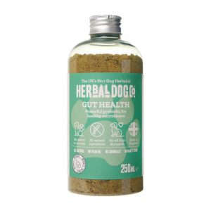 Herbal Dog Co All Natural Herbacare Gut Health Support Supplement