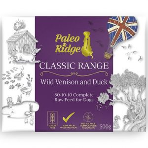 Paleo Ridge Wild Venison & Duck