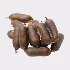 Primal Raw Liver Sausage x 8